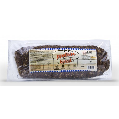 Pan Proteico Multicereales 500gr. PROU