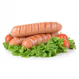 Hot Dog FIT de Pechuga de Pollo 200gr/250