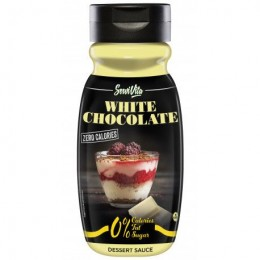 SIROPE DE CHOCOLATE BLANCO ZERO - 320ML